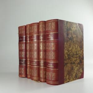 náhled knihy - Klub Pickwicků; Vánoční povídky; David Copperfield; Příhody Oliwera Twista; Malá Dorritka