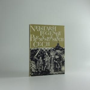 náhled knihy - Nejstarší legendy přemyslovských Čech