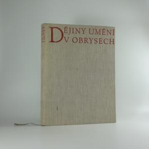 náhled knihy - Dějiny umění v obrysech