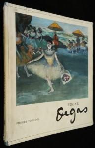 náhled knihy - Edgar Degas