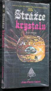 náhled knihy - Strážce krystalu