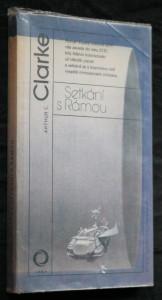 náhled knihy - Setkání s Rámou