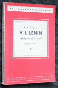 náhled knihy - Vladimír Iljič Lenin veliký revolucionář a myslitel