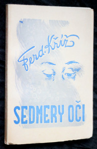 náhled knihy - Sedmery oči : pásmo osudů