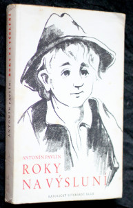 náhled knihy - Roky na výsluní : Kronika vesnického dětství