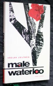 náhled knihy - Malé Waterloo : novela-črta