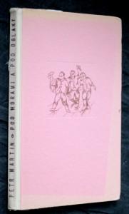 náhled knihy - Pod horami a pod oblaky : valašské pohádky