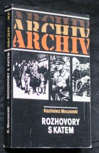 náhled knihy - Rozhovory s katem : [kniha o SS-gruppenführerovi J. Stroopovi]