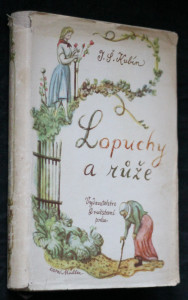 náhled knihy - Lopuchy a růže