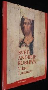 náhled knihy - Svět Andereje Rubleva