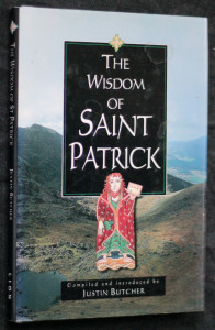 náhled knihy - The wisdom of saint Patrick