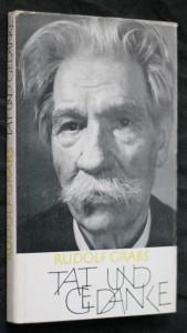 náhled knihy - Tat und gedanke