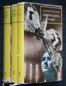 náhled knihy - Křížová cesta. 1. [díl], Sestry 2. [díl] 1918, 3. [díl], Ponuré ráno