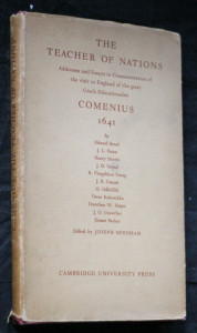 náhled knihy - The teacher of nations : addresses and essays in commemoration of the visit to England of the great Czech educationalist Jan Amos Komenský Comenius 1641 1941