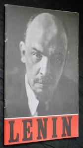 náhled knihy - Lenin : Fot. publ. s průvodním textem