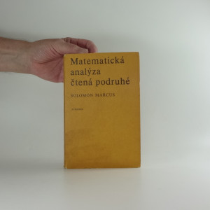 náhled knihy - Matematická analýzy čtená podruhé
