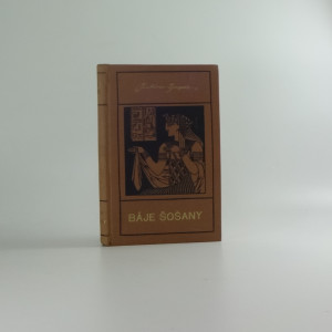 náhled knihy - Báje Šošany