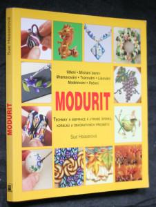 náhled knihy - Modurit : techniky a inspirace k výrobě šperků, korálků a dekorativních předmětů