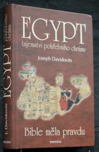 náhled knihy - Egypt : tajemství pohřebního chrámu : Bible měla pravdu