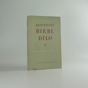 náhled knihy - Dílo I 1923 - 1925 (Ocpl, 152 s.)