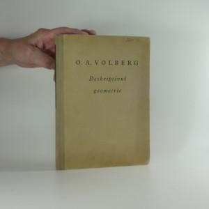 náhled knihy - Deskriptivní geometre