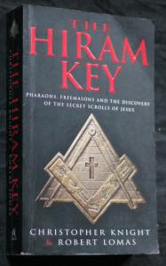 náhled knihy - The hiram key