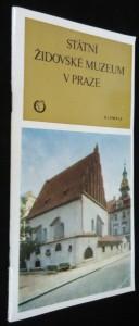 náhled knihy - Státní židovské muzeum v Praze
