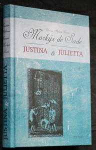náhled knihy - Justina & Julietta