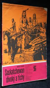 náhled knihy - Karavana č. 89 Saskatchewan divoký a tichý