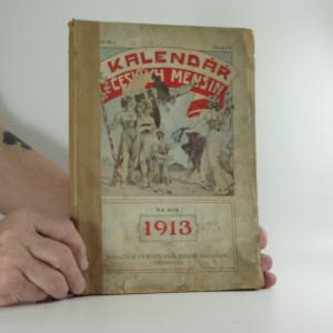 náhled knihy - Kalendář českých menšin  na rok 1913