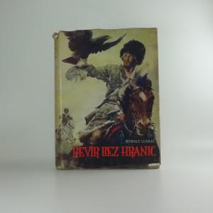 náhled knihy - Revír bez hranic