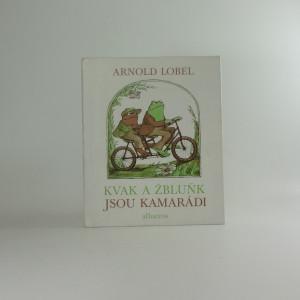 náhled knihy - Kvak a Žbluňk jsou kamarádi :