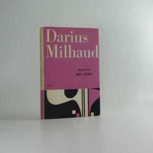 náhled knihy - Motivy bez tónů