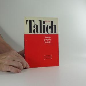 náhled knihy - Úvahy, projevy a stati