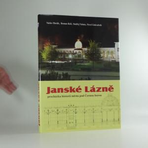 náhled knihy - Janské Lázně : procházka historií města pod Černou horou