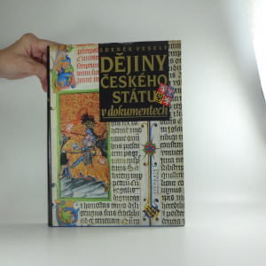 náhled knihy - Dějiny českého státu v dokumentech