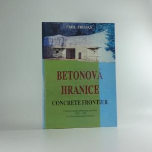 náhled knihy - Betonová hranice