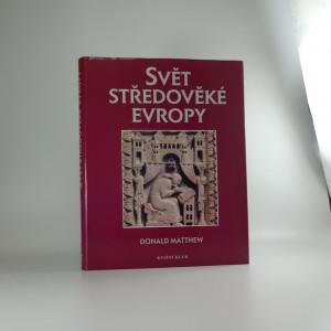 náhled knihy - Svět středověké Evropy : kulturní atlas
