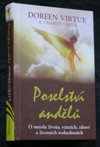náhled knihy - Poselství andělů : o smyslu života, vztazích, zdraví a životních rozhodnutích
