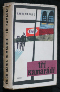 náhled knihy - Tři kamarádi