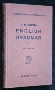 náhled knihy - A modern english grammar