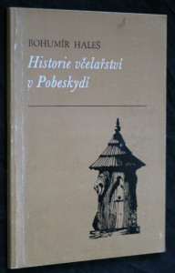 náhled knihy - Historie včelařství v Pobeskydí