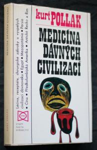 náhled knihy - Medicína dávných civilizací