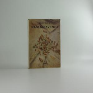 náhled knihy - Naši mravenci
