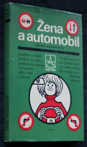 náhled knihy - Žena a automobil
