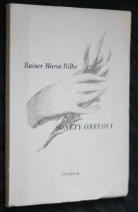 náhled knihy - Sonety Orfeovi