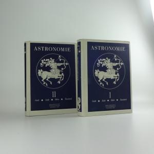 náhled knihy - Astronomie ( 2 svazky )