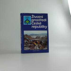 náhled knihy - Životní prostředí České republiky : vývoj a stav do konce roku 1989