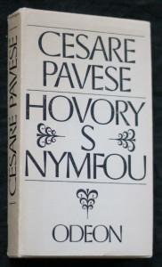 náhled knihy - Hovory s nymfou