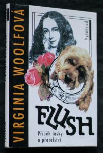 náhled knihy - Flush : příběh lásky a přátelství